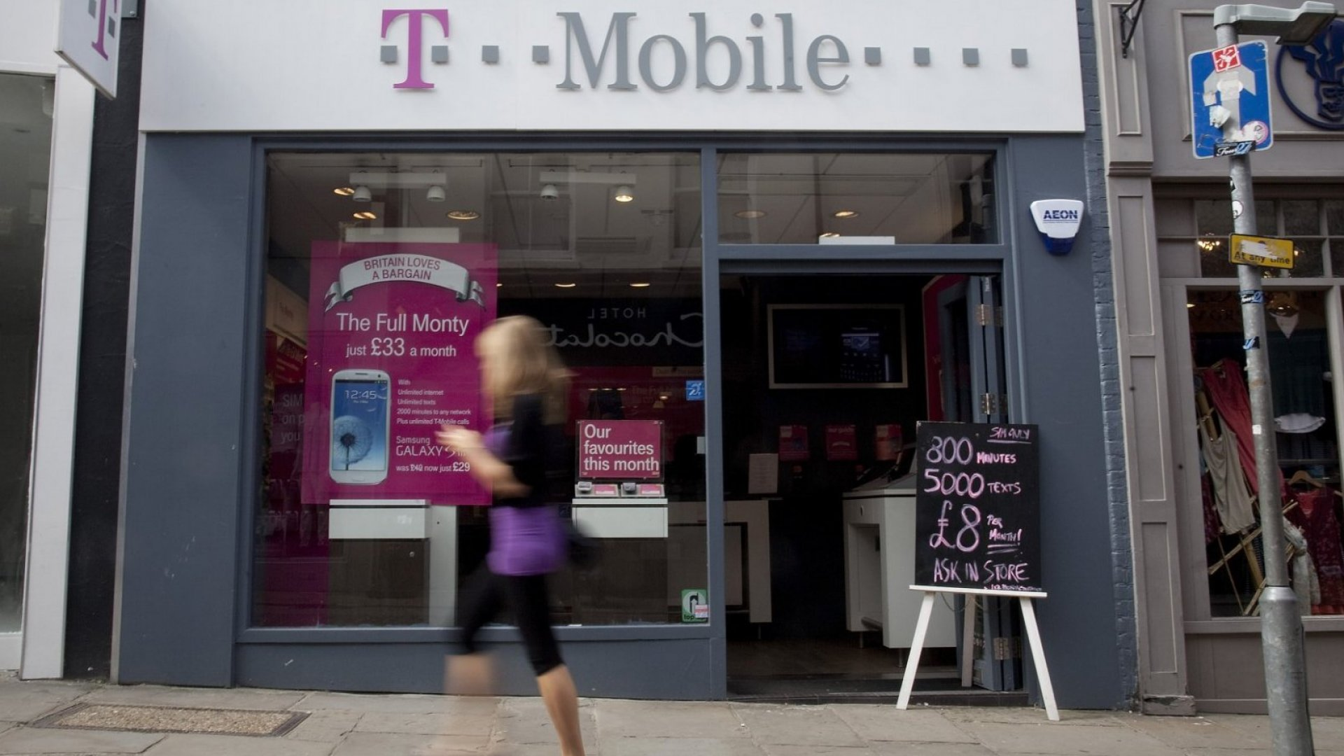 T-Mobile Sets Sights on Small Businesses