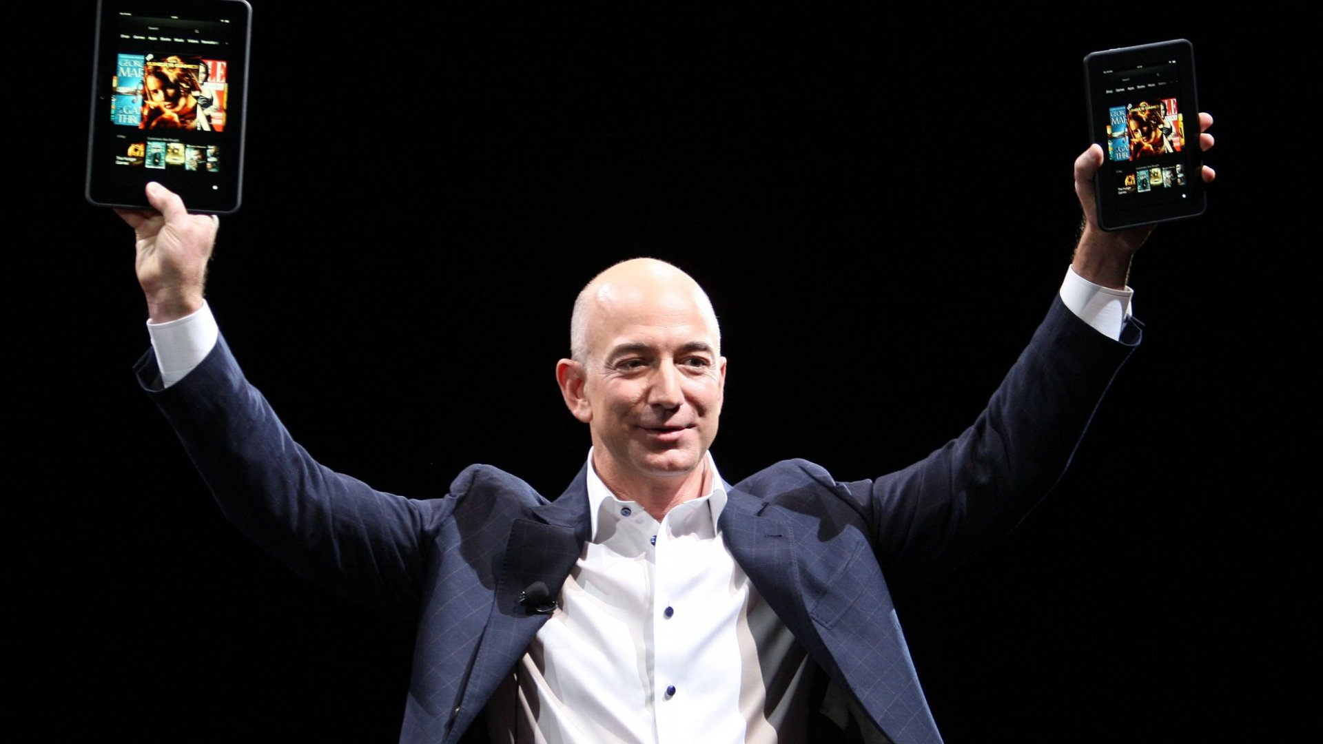 How Jeff Bezos and Ursula Burns Build Success With Emotional Intelligence