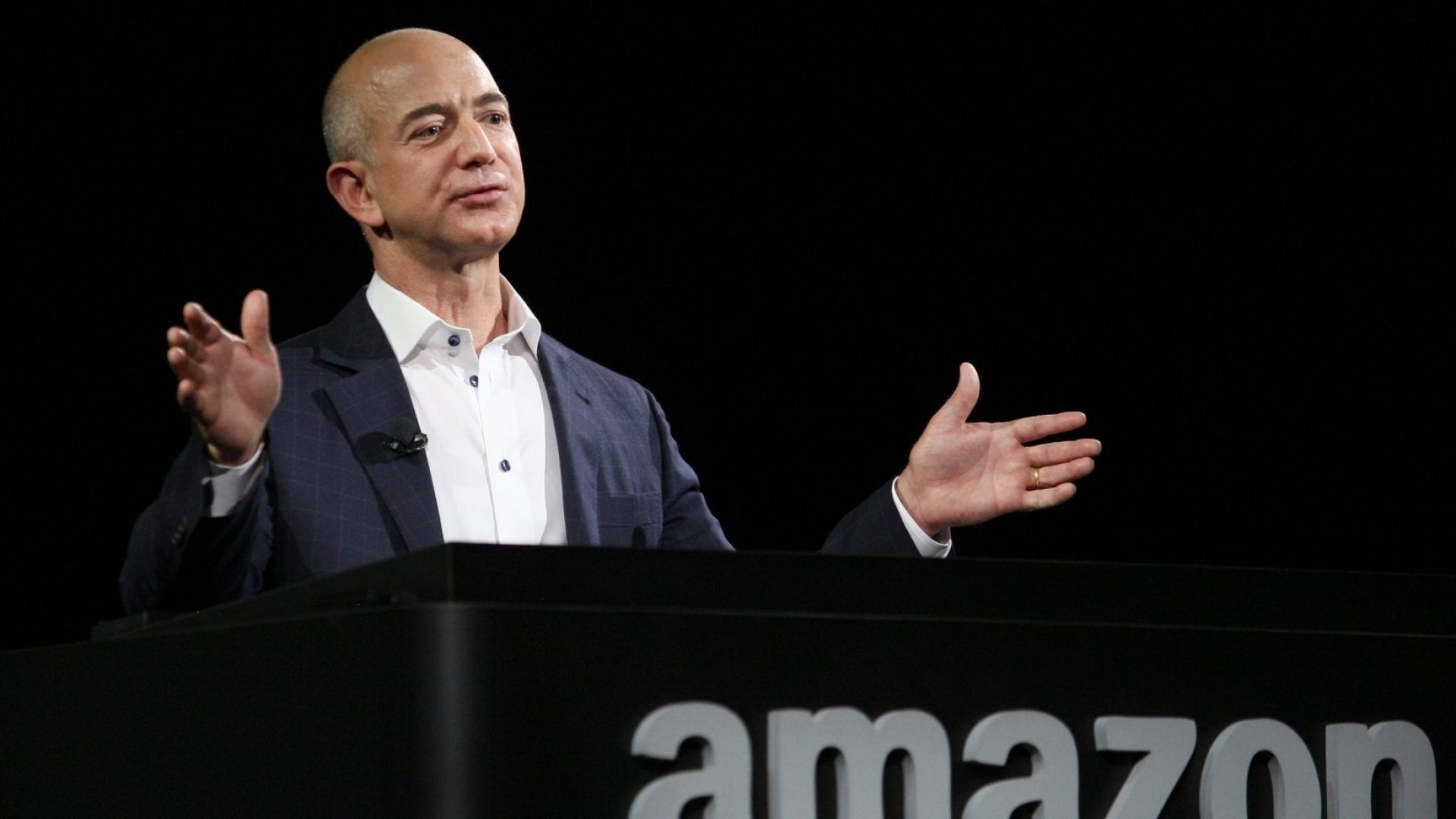 I Worked With Jeff Bezos, and These Are the Traits That Helped Make Him the World's Richest Man