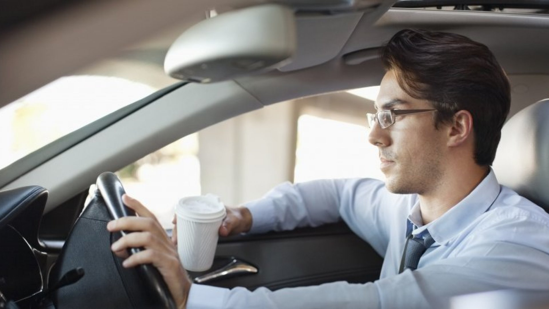 The Daily Commute Is Killing You. Do This to Stop It.