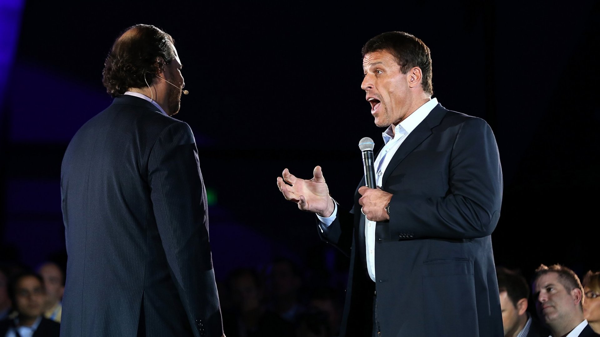 Tony Robbins Reveals His Secrets for Motivating Your Employees