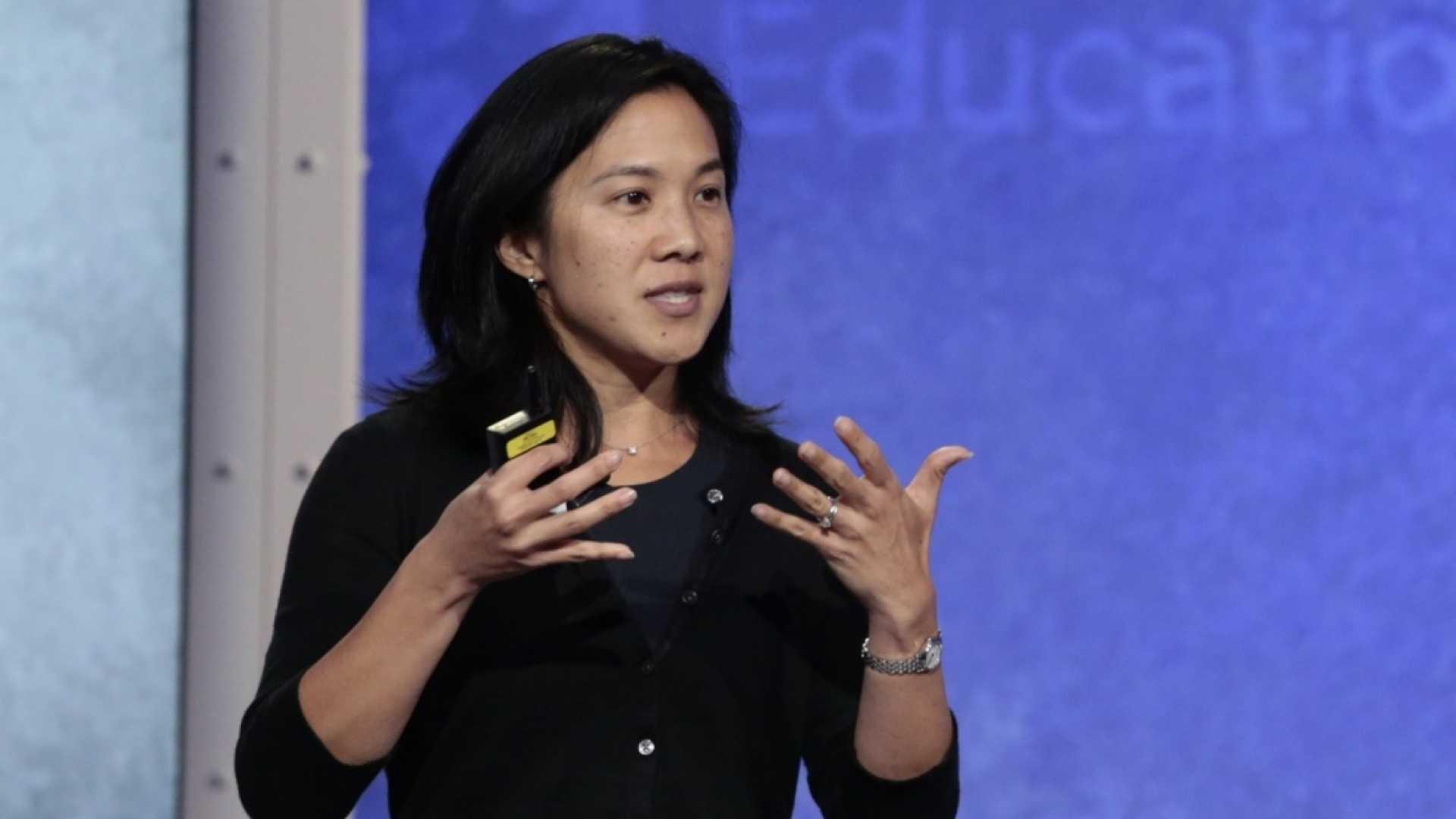 """Author, TED speaker and """"Genius Grant"""" recipient Angela Duckworth"""