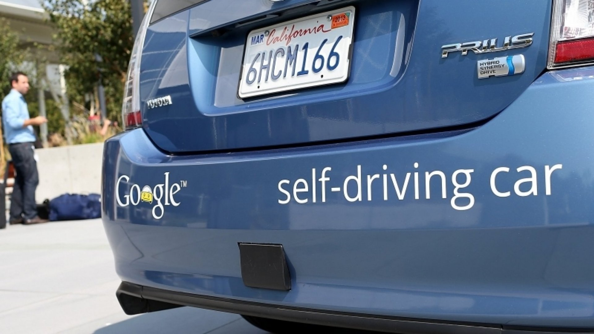 Why Americans Might Just Be Ready for the Self-Driving Car