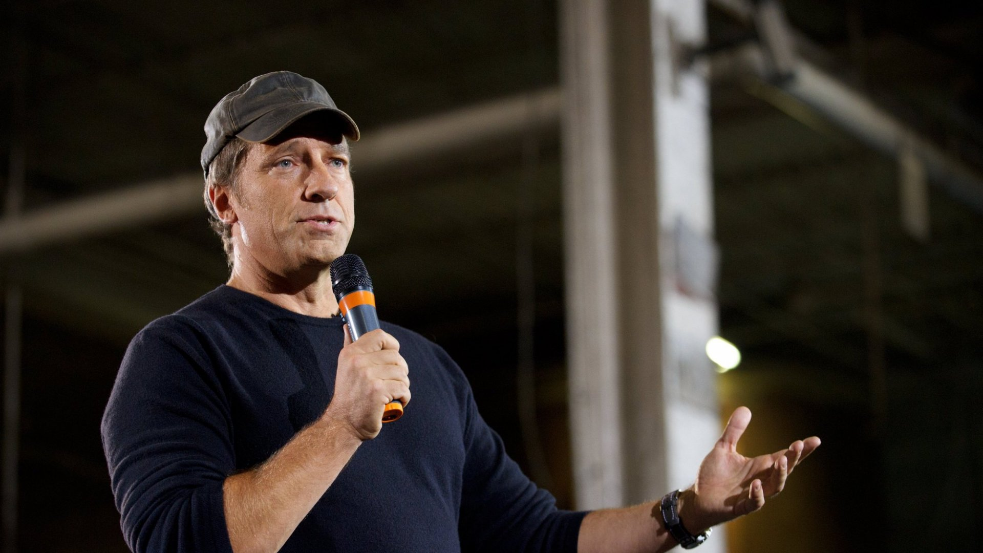 Mike Rowe of 'Dirty Jobs' on How to Be Successful at Any Job