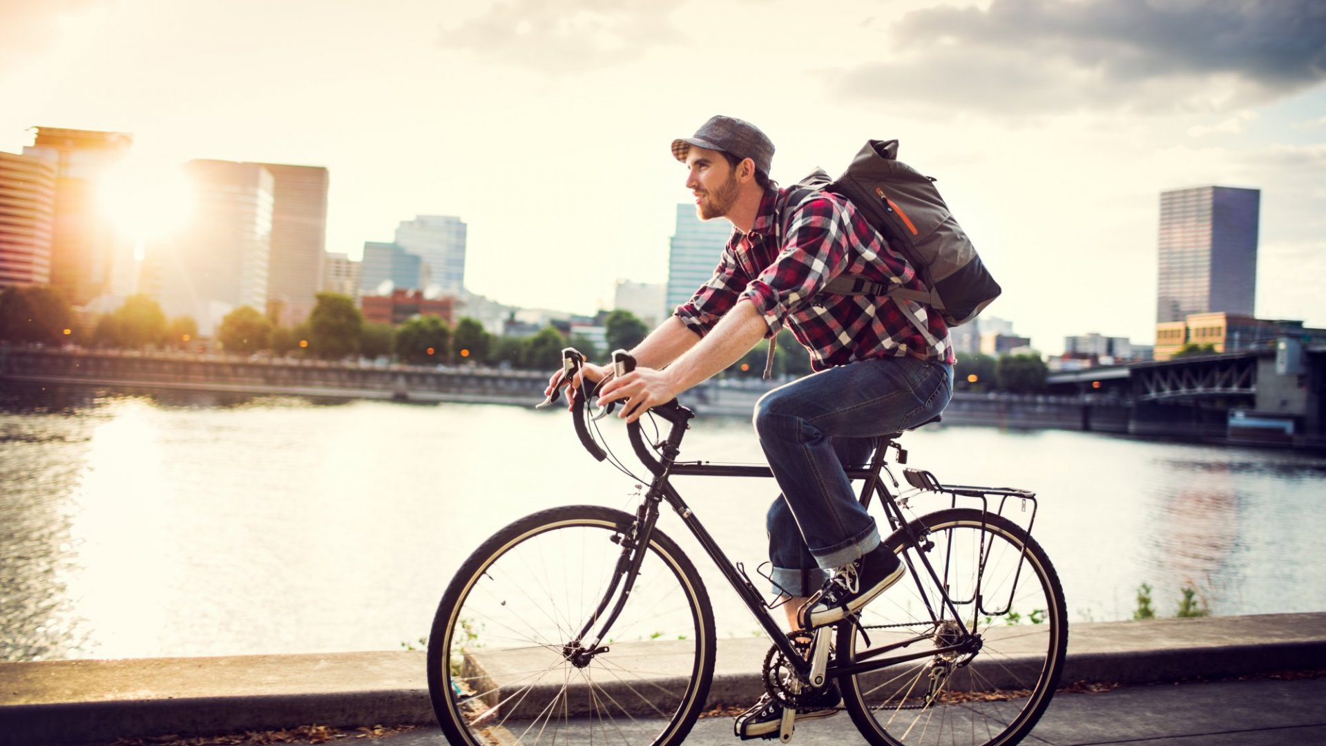 3 Wonderful Discoveries After Riding a Bike to Work for a Month
