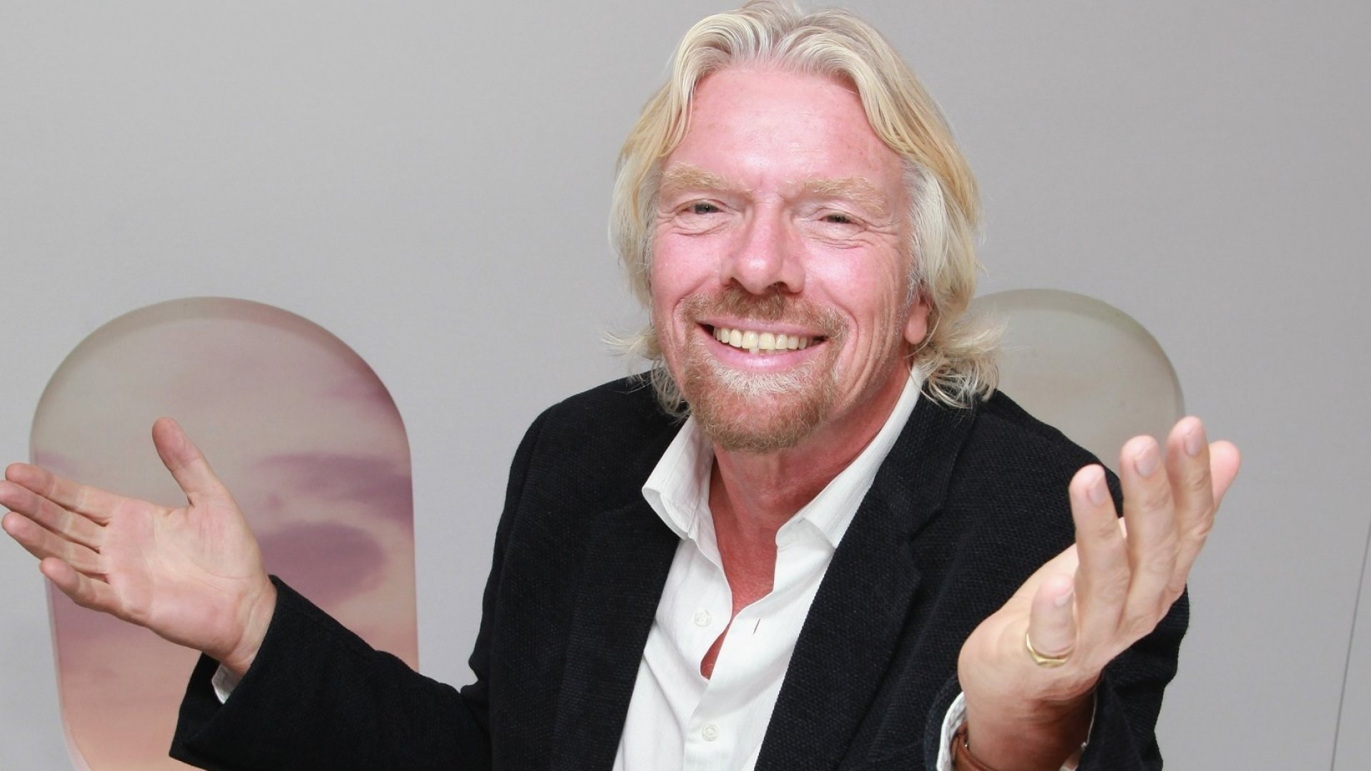 In Just 11 Words, Billionaire Richard Branson Gives His Best Career Advice (It Came From His Mom)