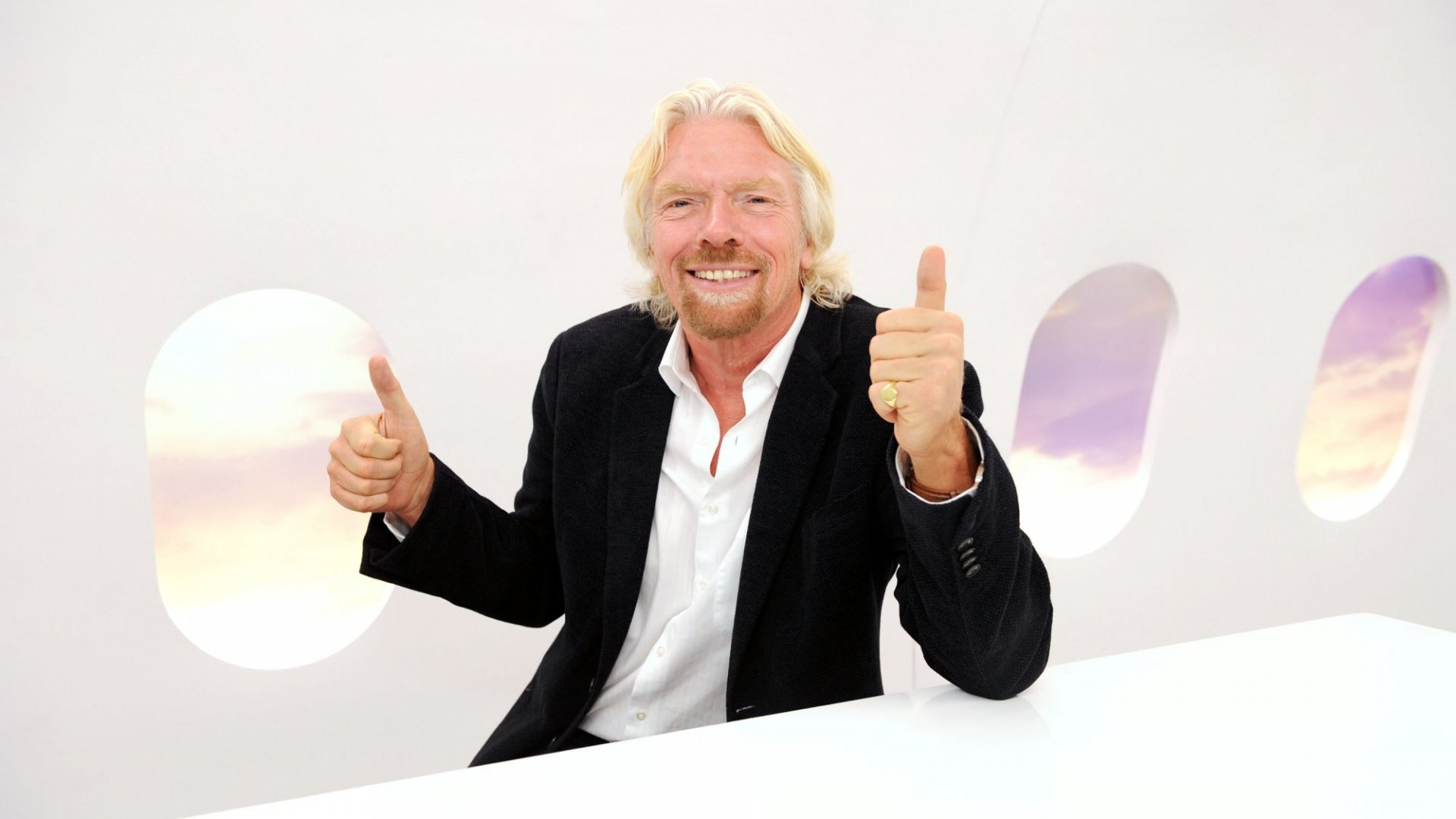 Richard Branson's Best Startup Advice in 140 Characters
