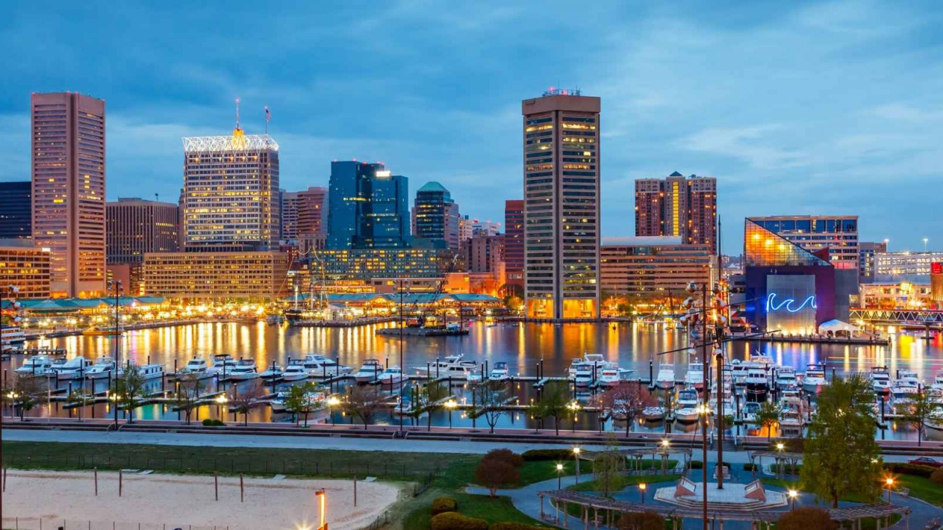 The East Coast City That's Becoming a Surprising Hub for Tech Startups