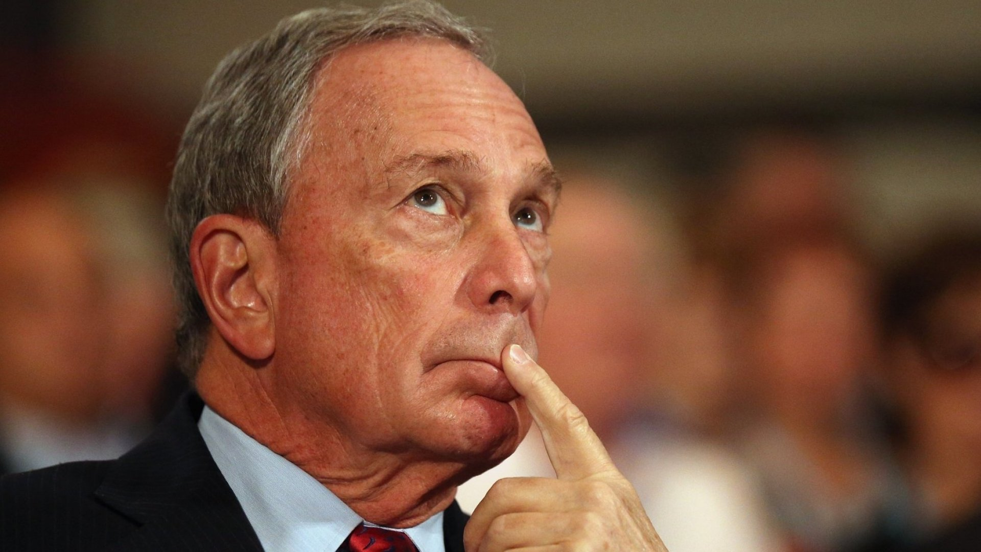 Mike Bloomberg's Campaign Twitter Account Fakes Being Hacked and Pulls Off a Great Stunt