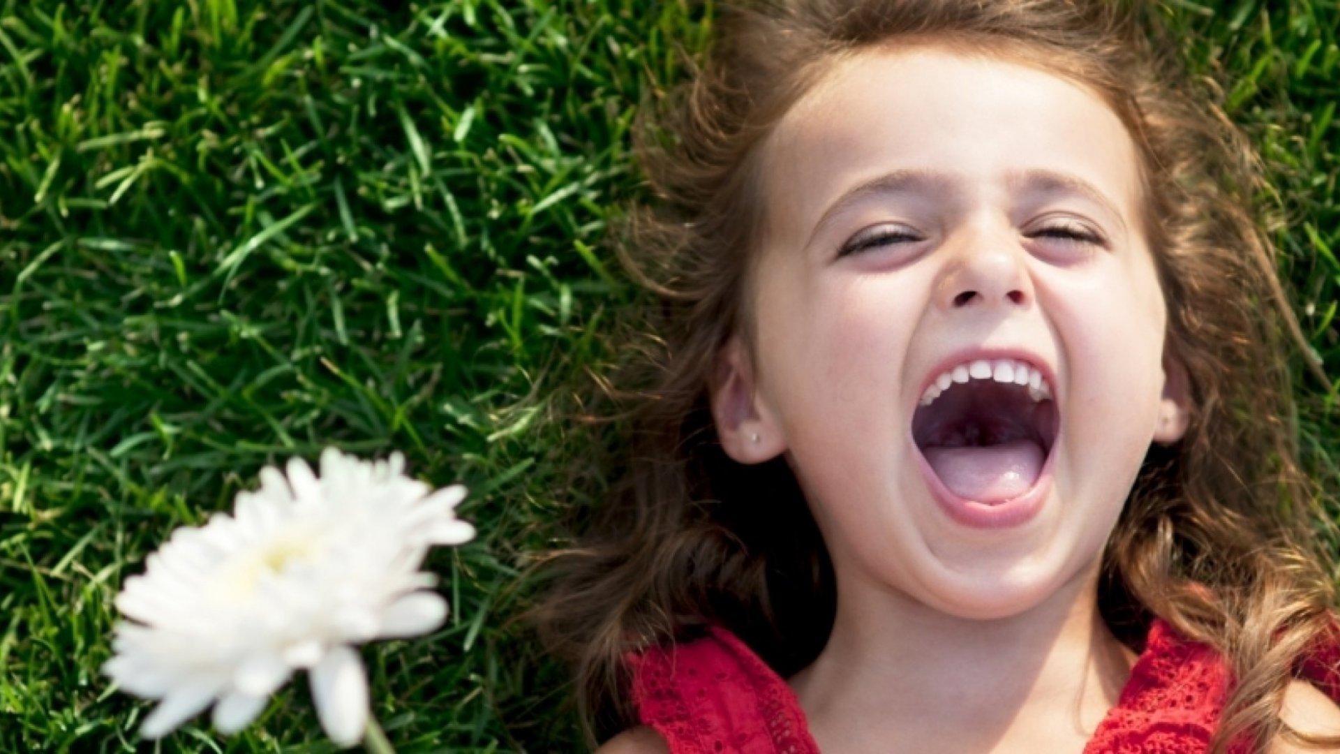 This Is the Secret to Raising Happy Kids