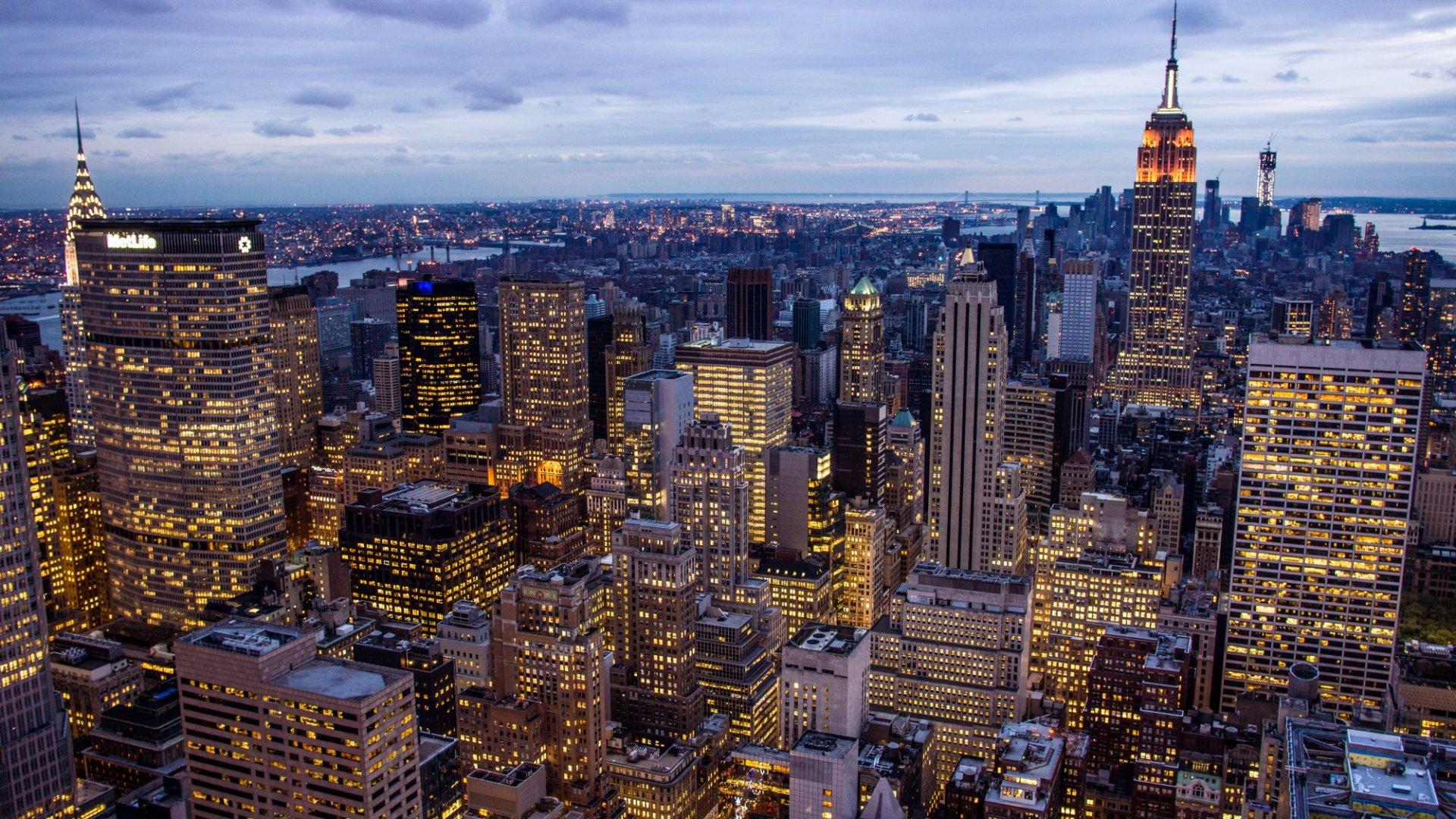 New York Gains Ground as Startup Hotspot