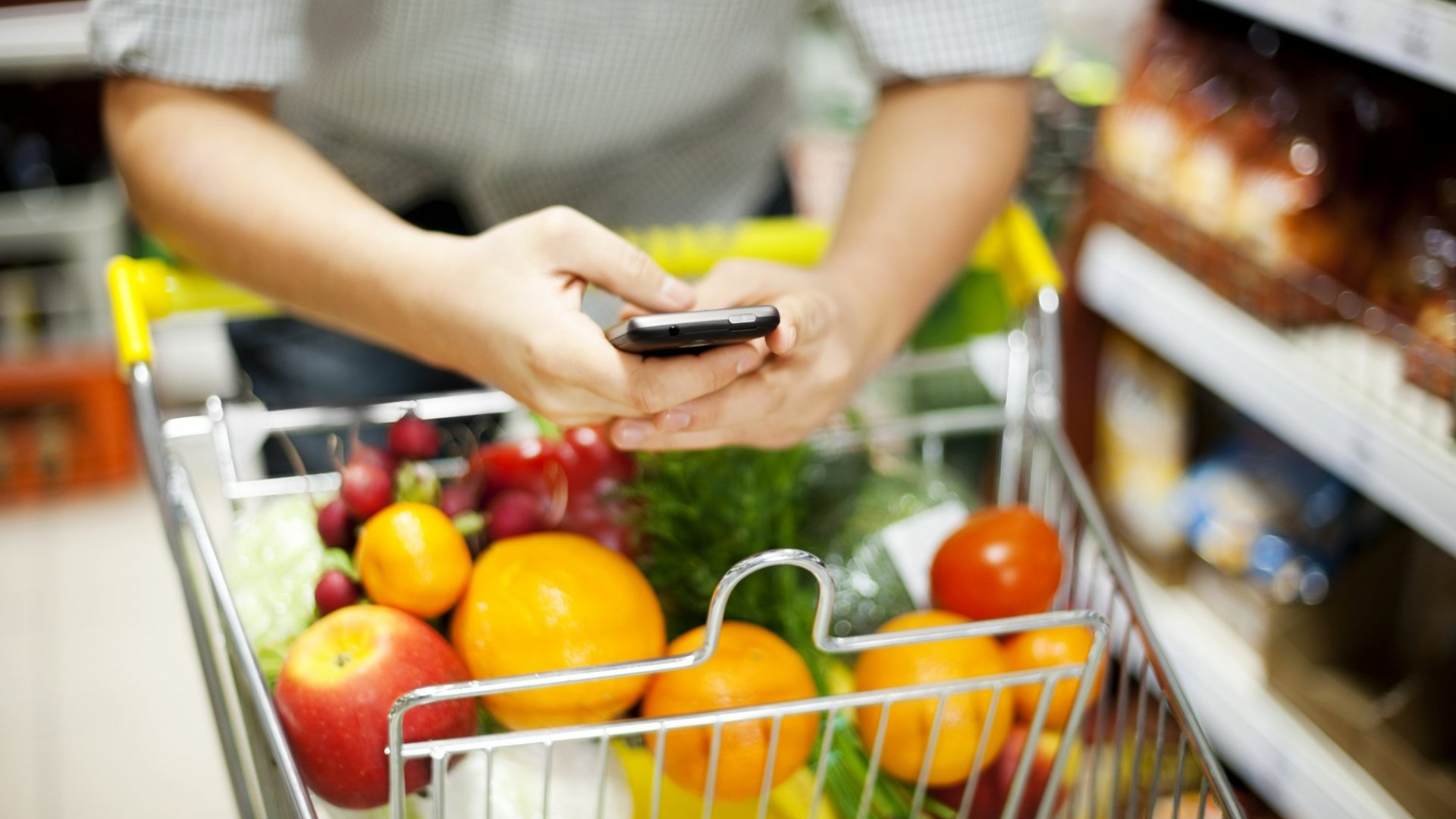 Study Shows More Grocery Store Customers are Being Influeced By Online Ads