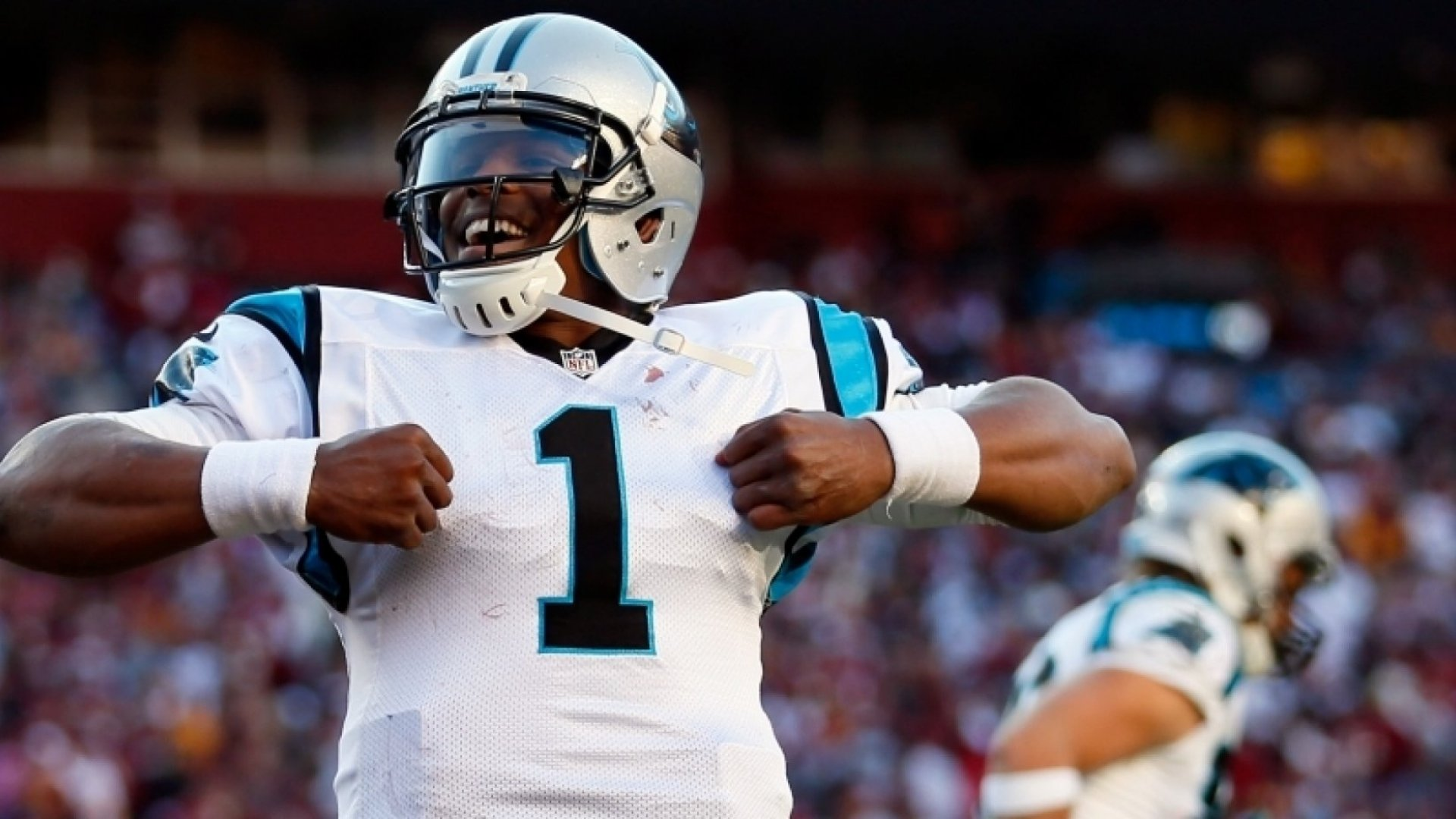 How Cam Newton's Leadership Skills Led the Panthers to the Super Bowl