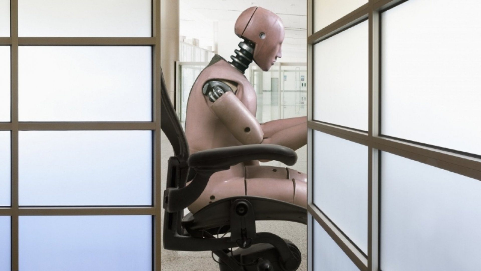 Will a Robot Be Your Next Boss?