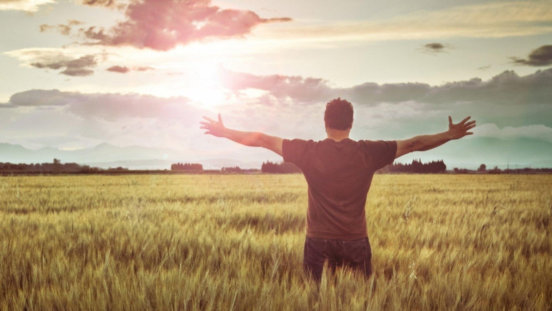 The Incredibly Short Mantra Entrepreneurs Should Say Every Morning