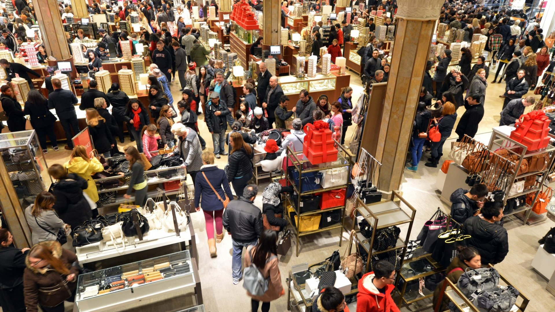 US Retail Sales Dipped in December, Low Gas Prices Key Factor