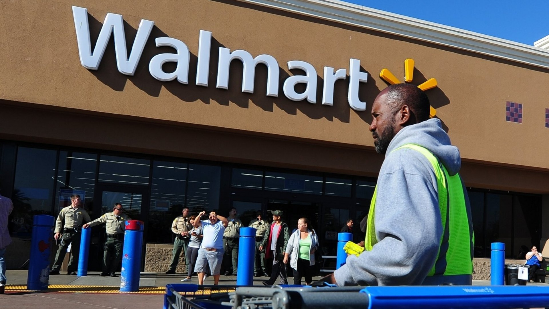 Time for That Pay Raise?Walmart Employees Now Make More Than Minimum Wage