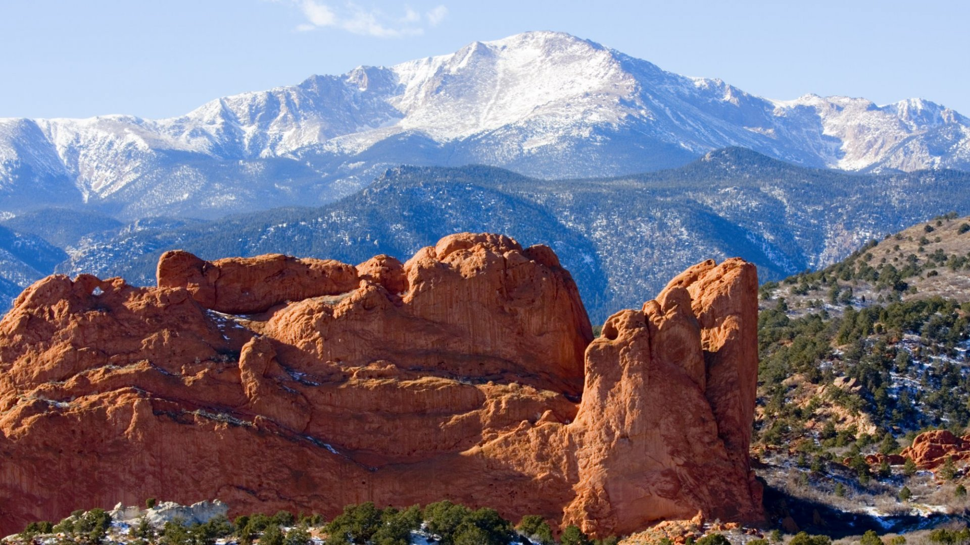 Air Force Tech, Mountains and Red Rocks Are Making Colorado Springs a New Entrepreneurial Destination