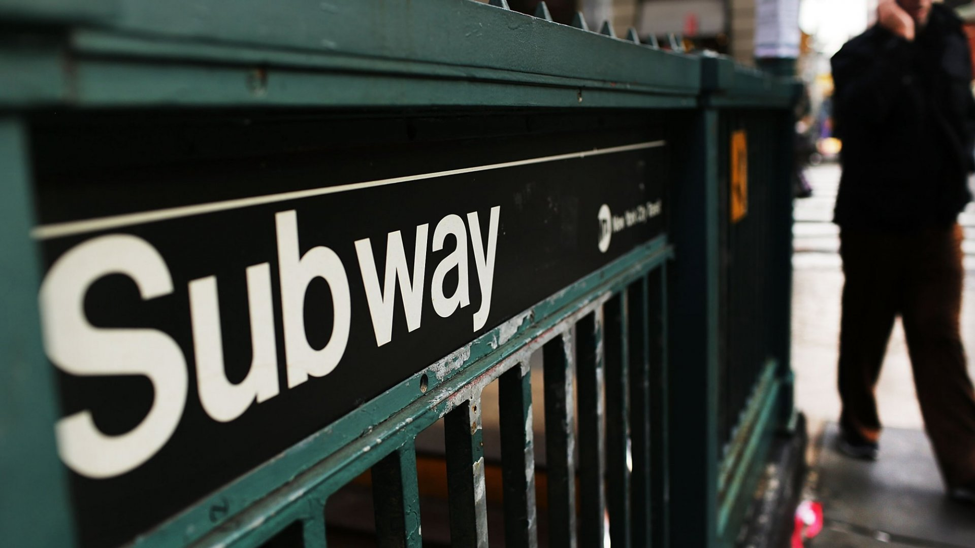 What Happens When You Put a NYC Subway Train Where it Doesn't Belong? A Remarkable Customer Experience