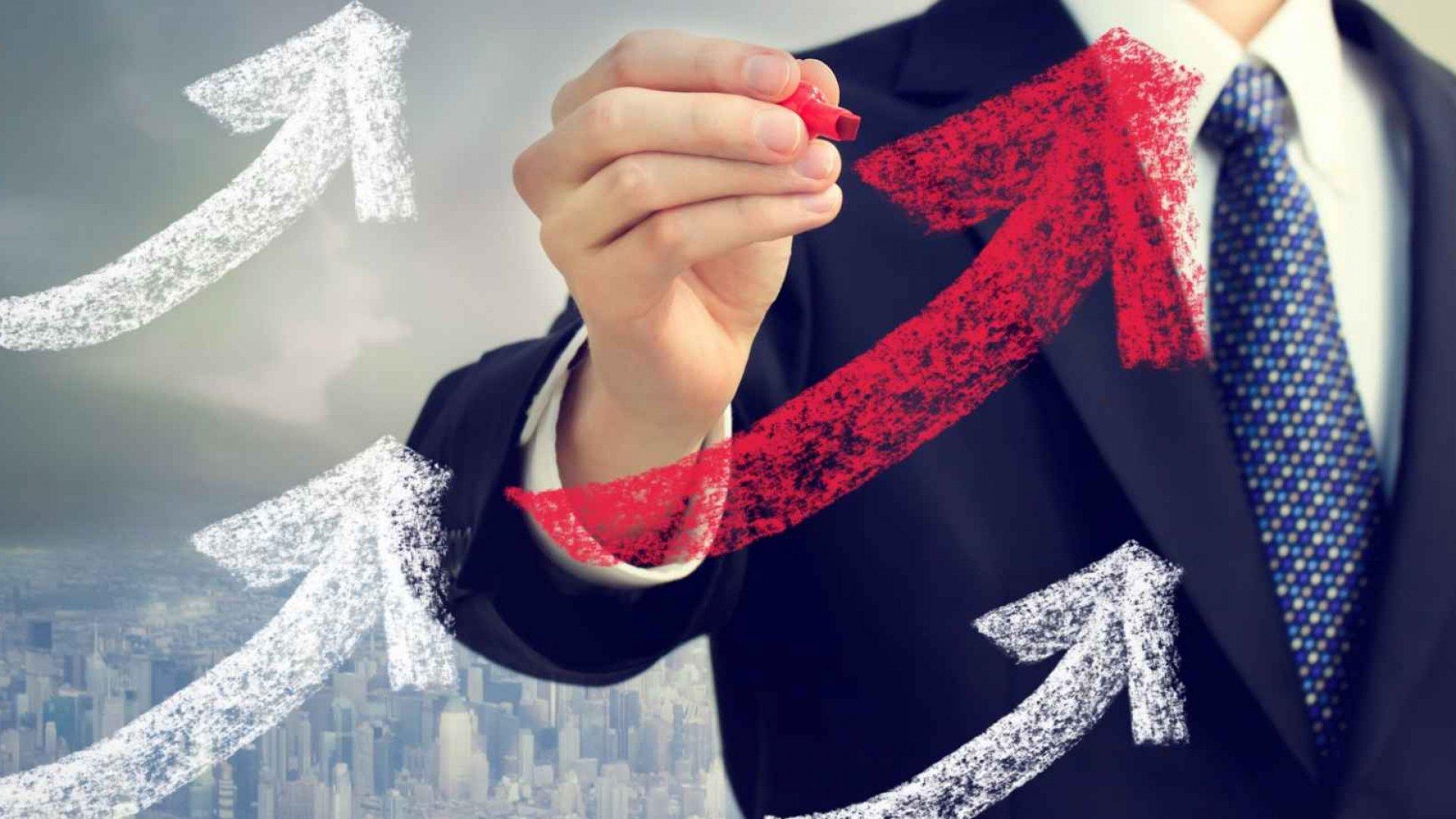 Three Ways to Grow: Build, Partner, Or Buy
