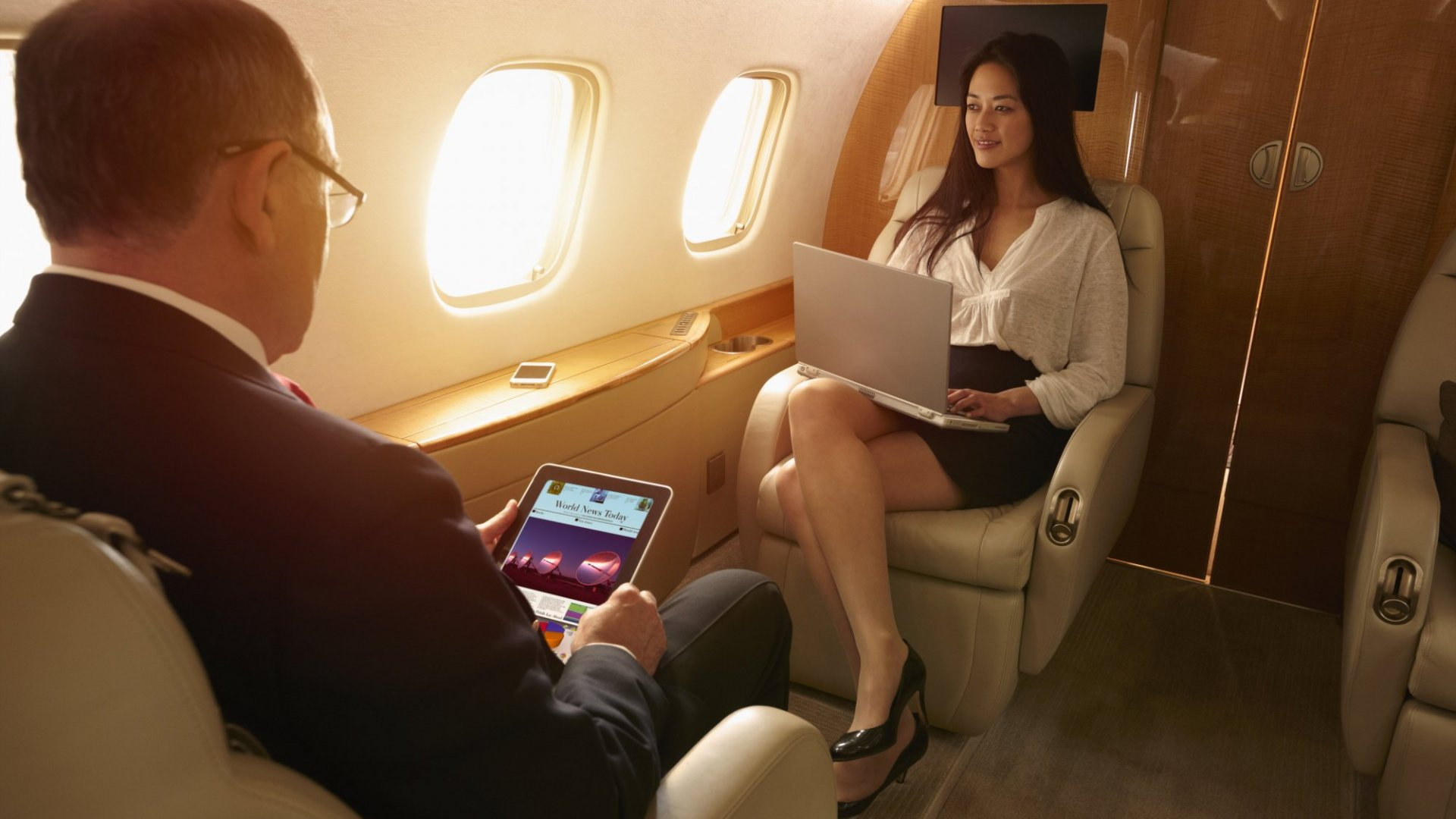 How to Get Around the Laptop and Tablet Ban on Planes