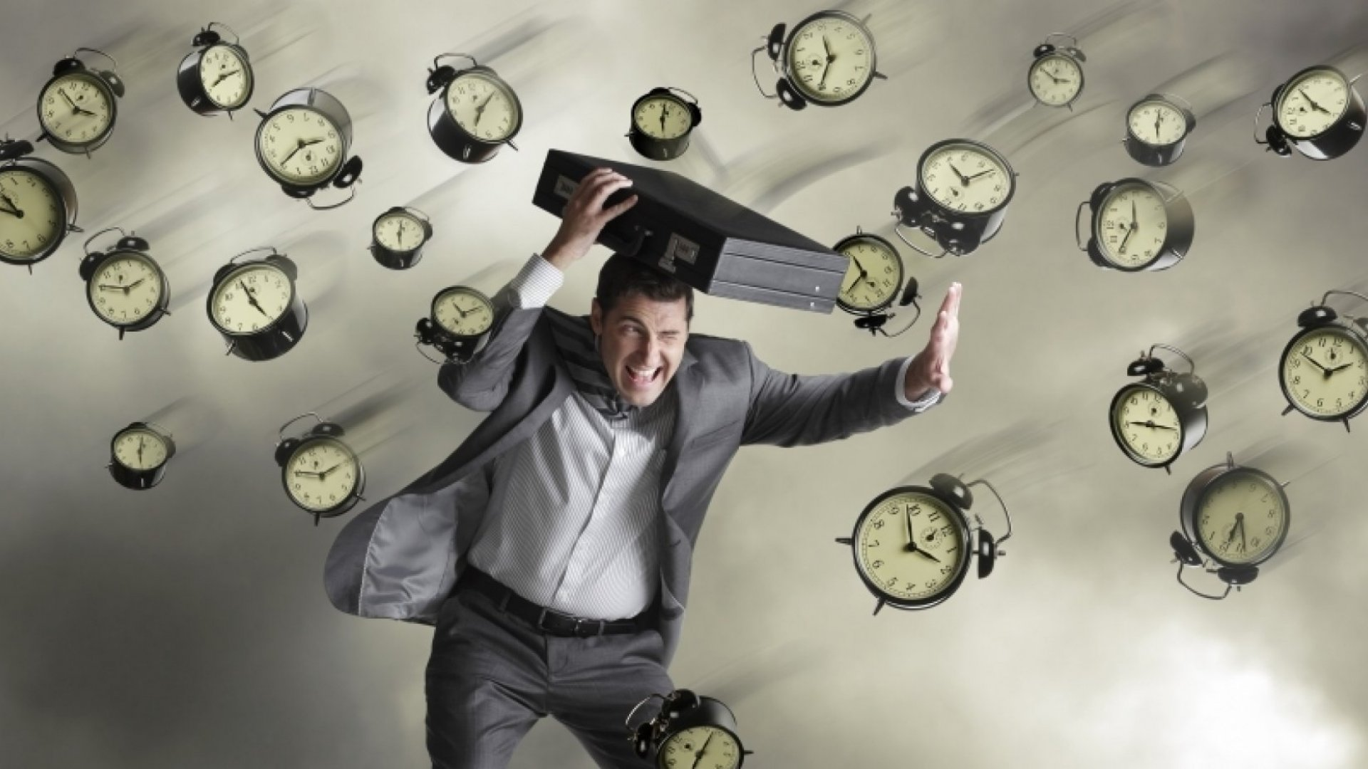 The 6 Major Time Addictions