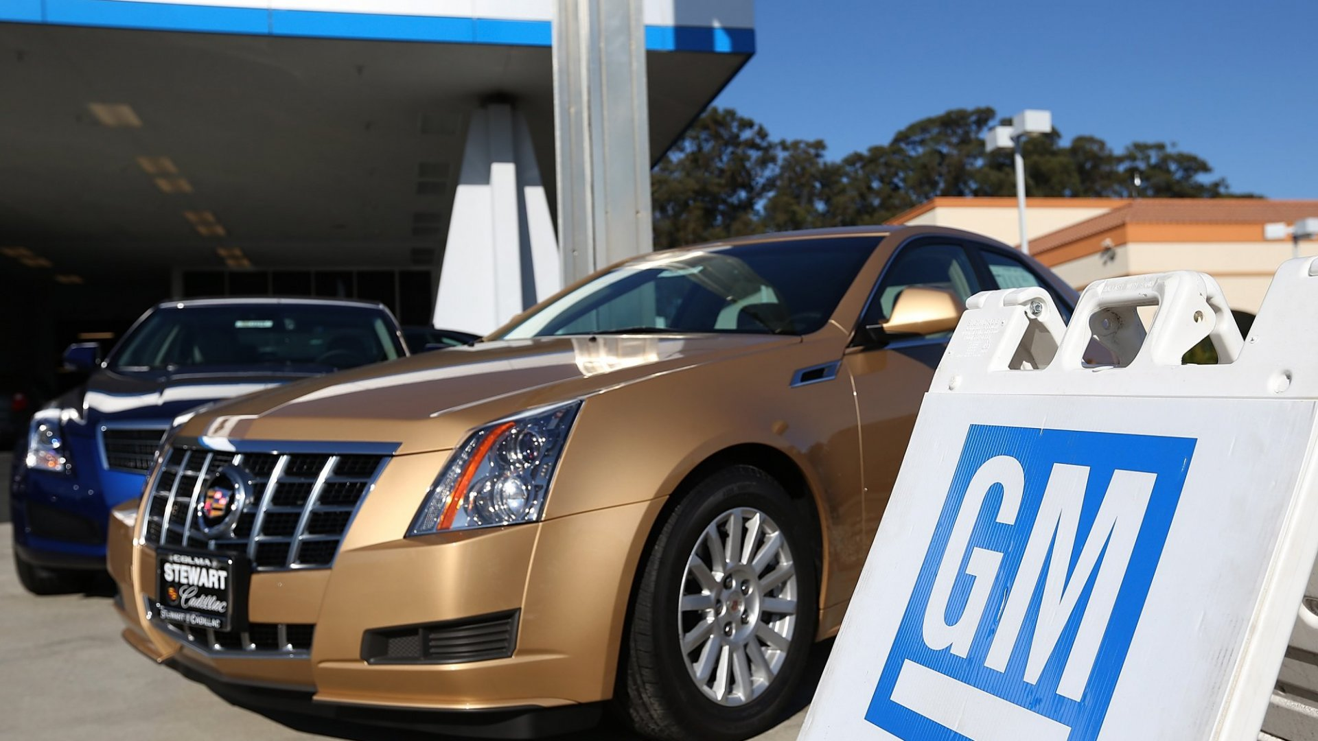 General Motors Is Ramping Up Its Uber Challenge by Buying Sidecar