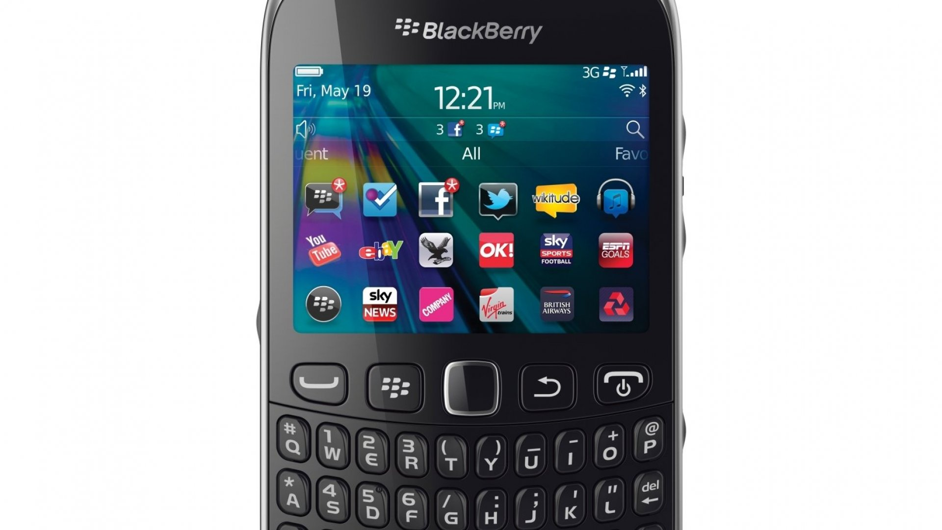 BlackBerry Will Become a Software Only Company