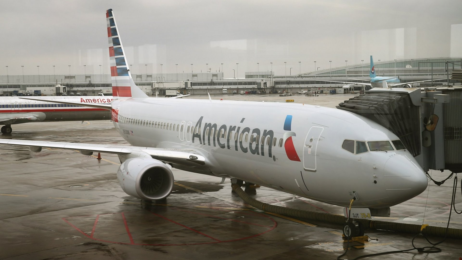 American Airlines Passenger Strips Off Clothes and Attacks Ground Crew in Stunning Video (Was He Even Arrested?)