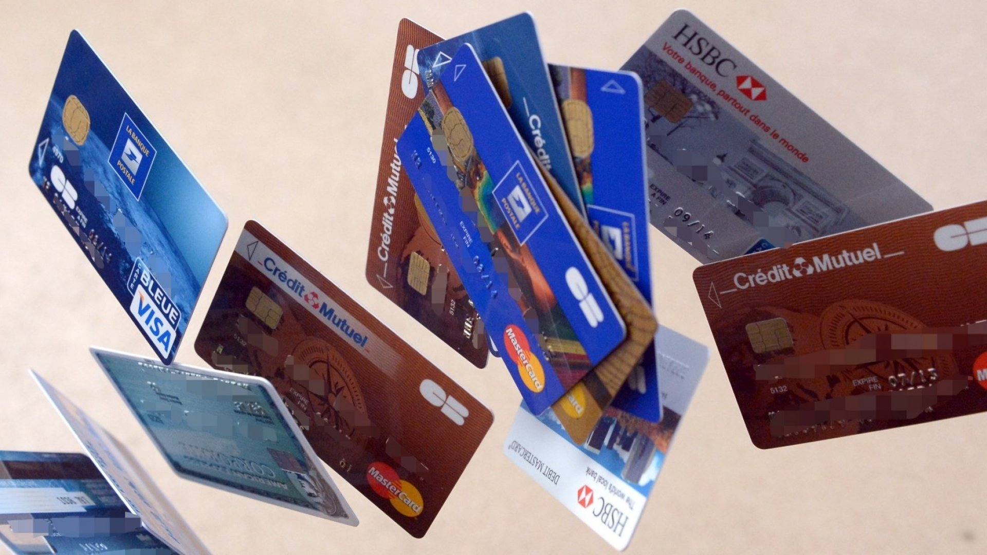 Your Credit Cards May Soon Have Fingerprint Protection