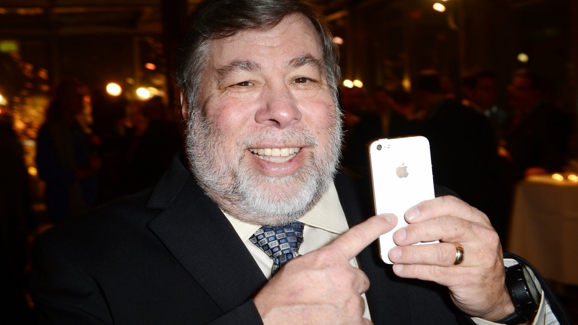 Apple Co-Founder Steve Wozniak Launches Digital School 'Woz U'