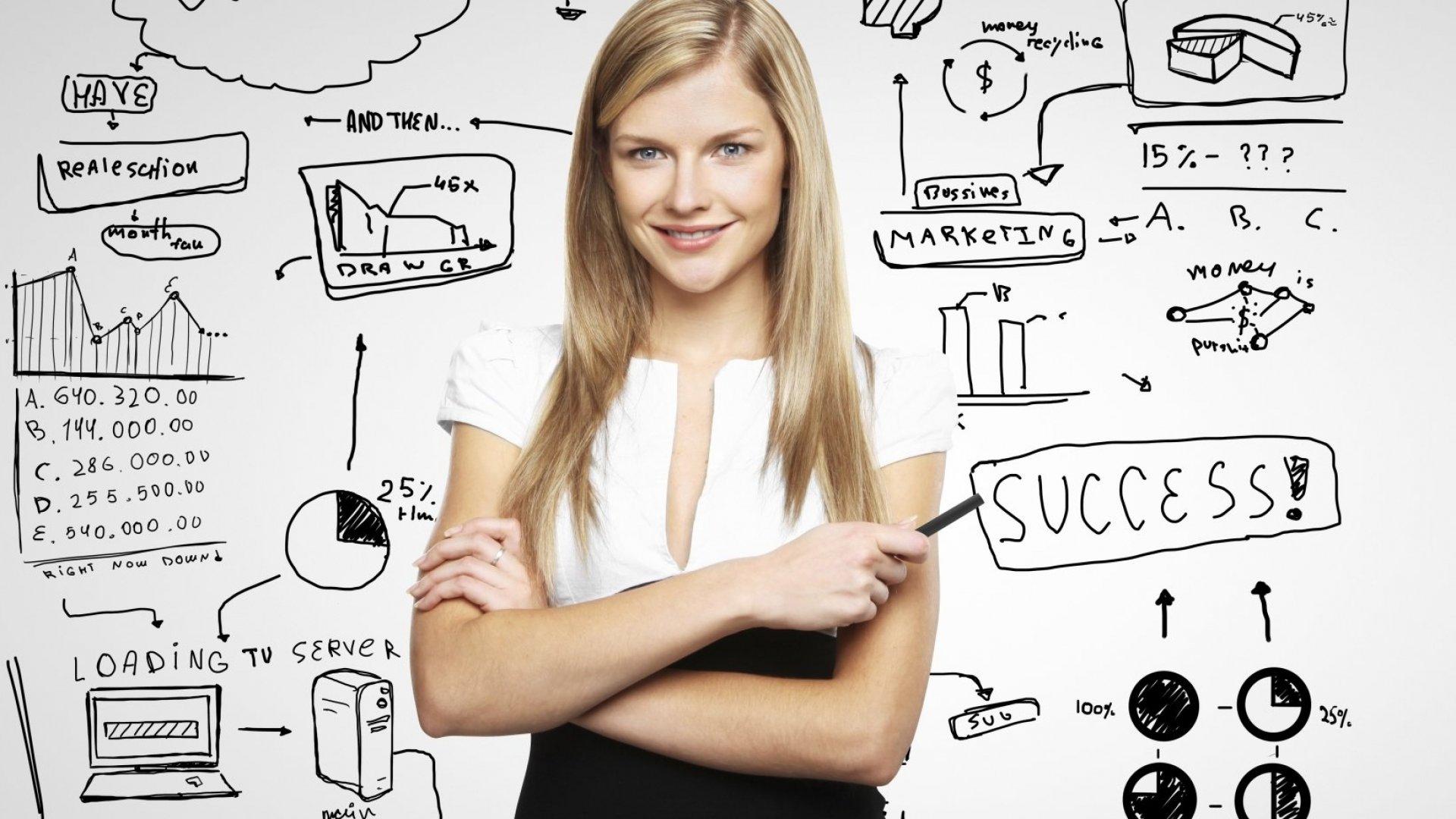 5 Smart Tactics That Help Women Leaders Succeed