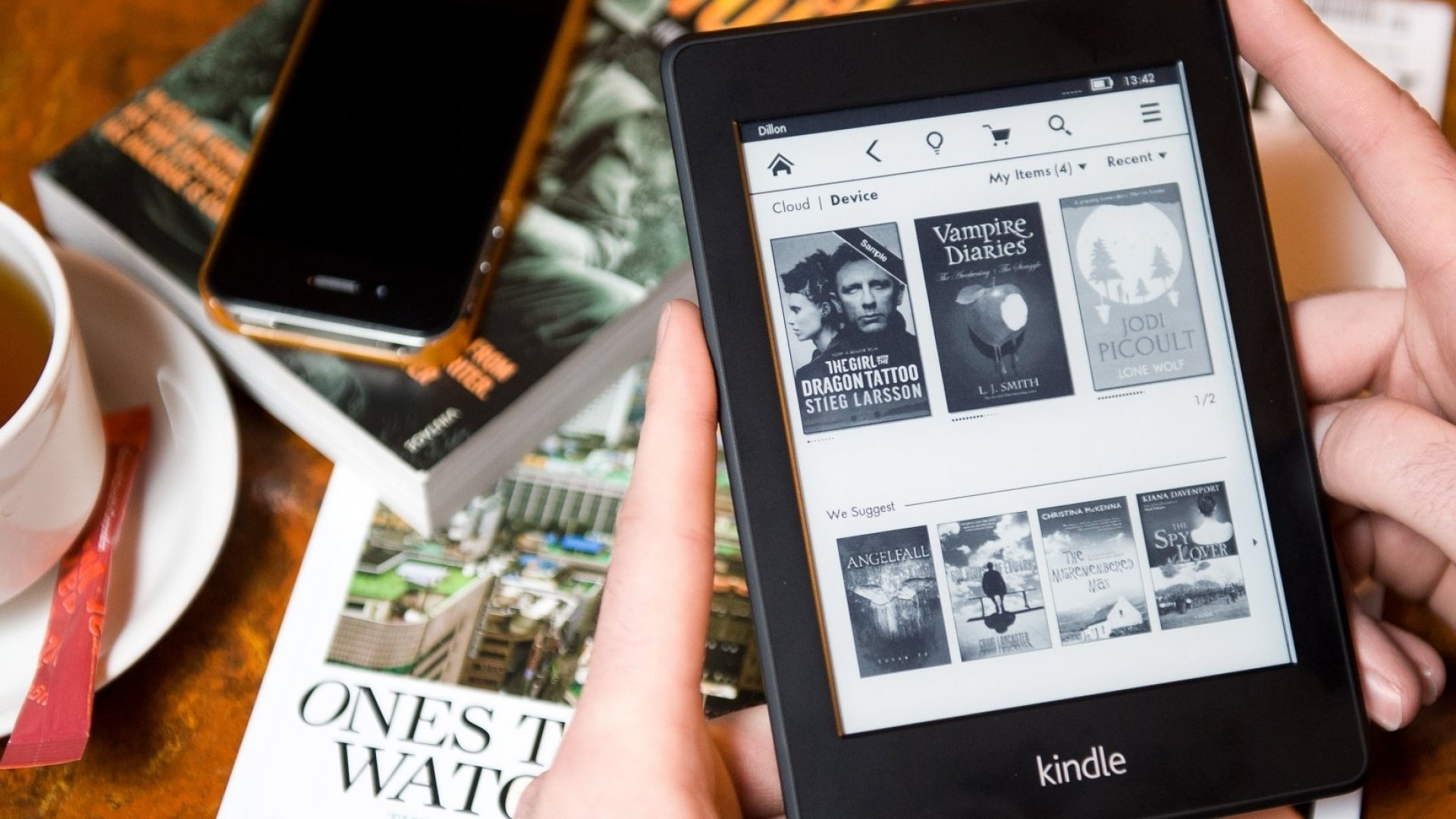 Kindle Unlimited Book Stuffing Scam Earns Millions and Amazon Isn't Stopping It