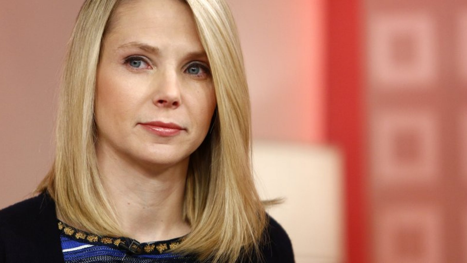 Marissa Mayer Says Yahoo Has One of the World's Fastest Growing Startups