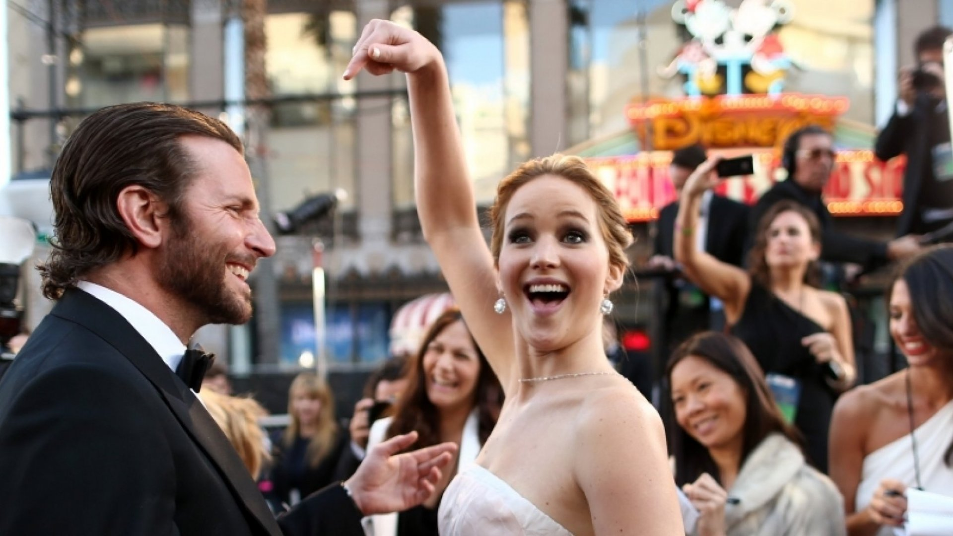 Jennifer Lawrence Vows to Stop Being So Nice