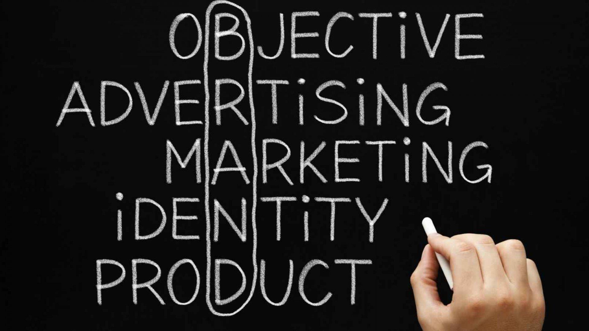 Marketing, Branding, PR, Advertising ... Oh, My!