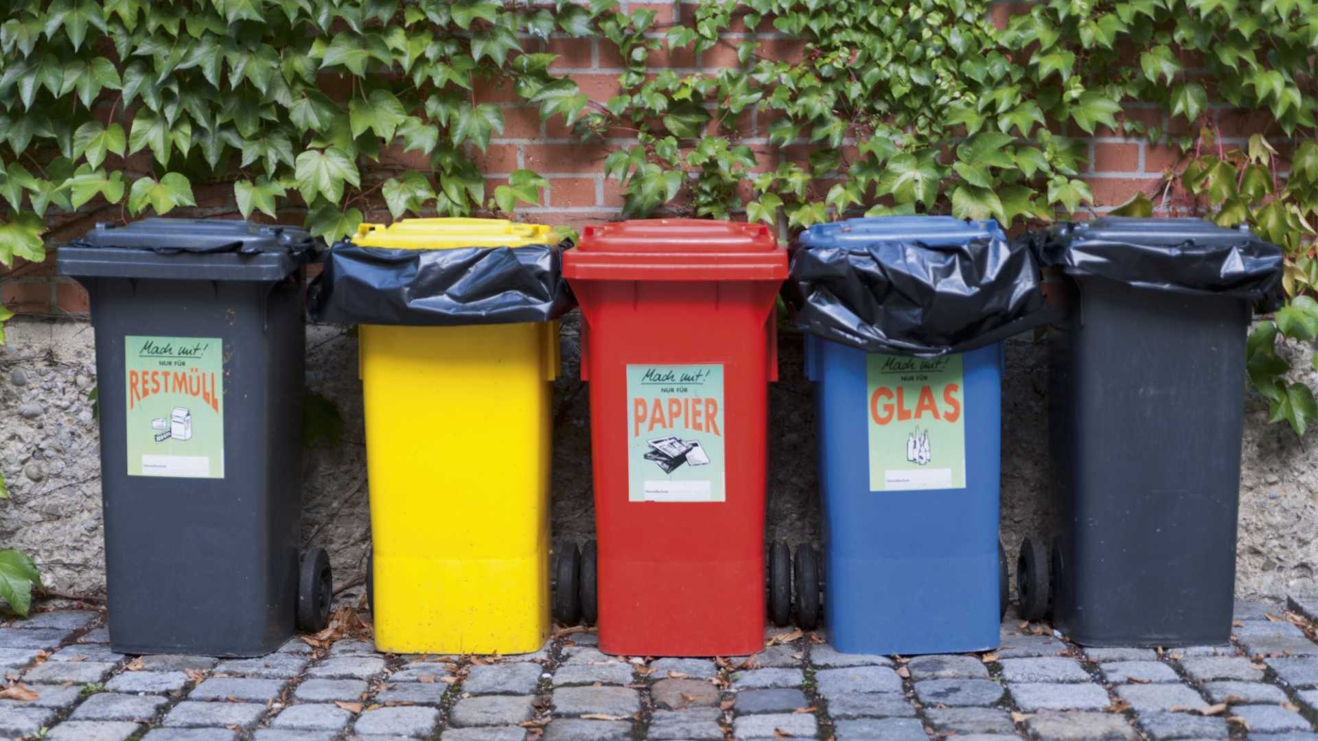 Germany Figured Out the Single Best Way to Get People to Recycle