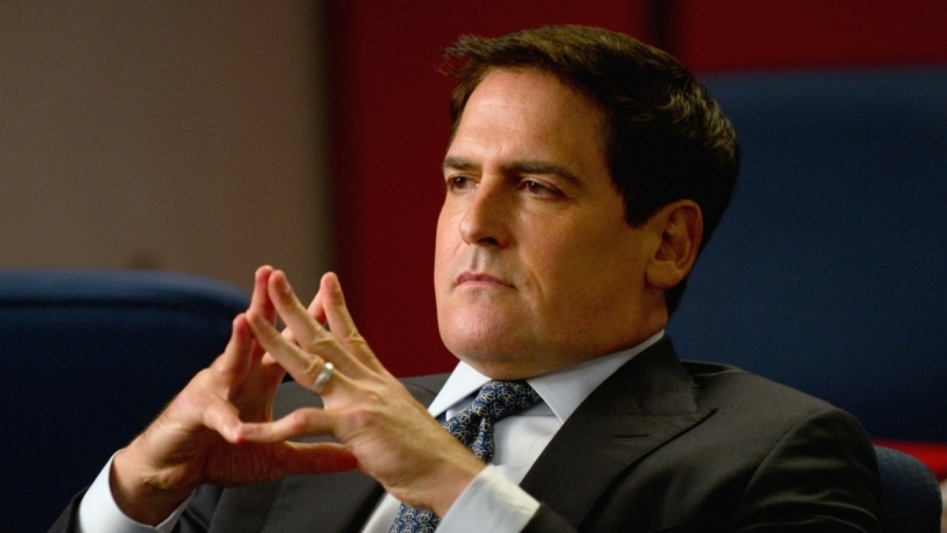 Mark Cuban.