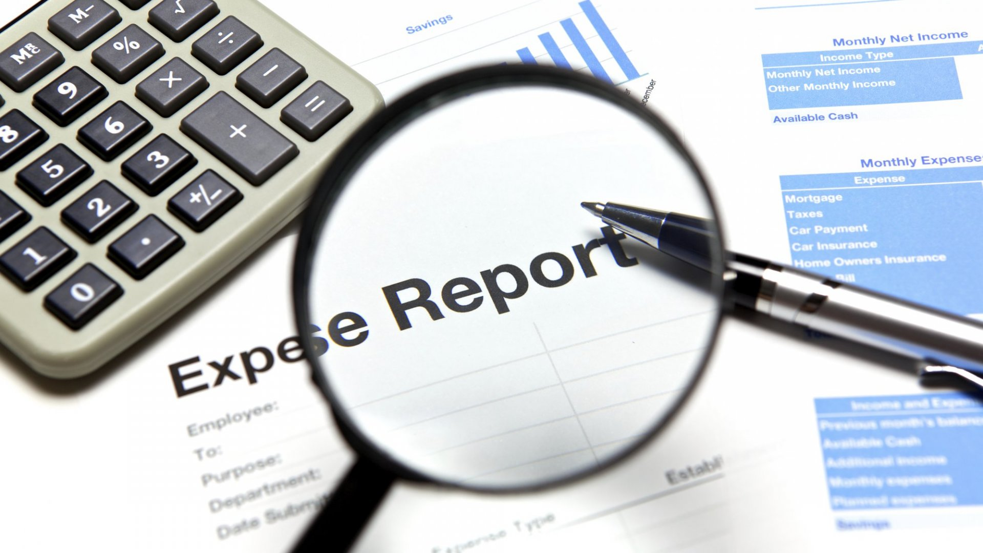 4 Ways to Spot Expense Report Fraud