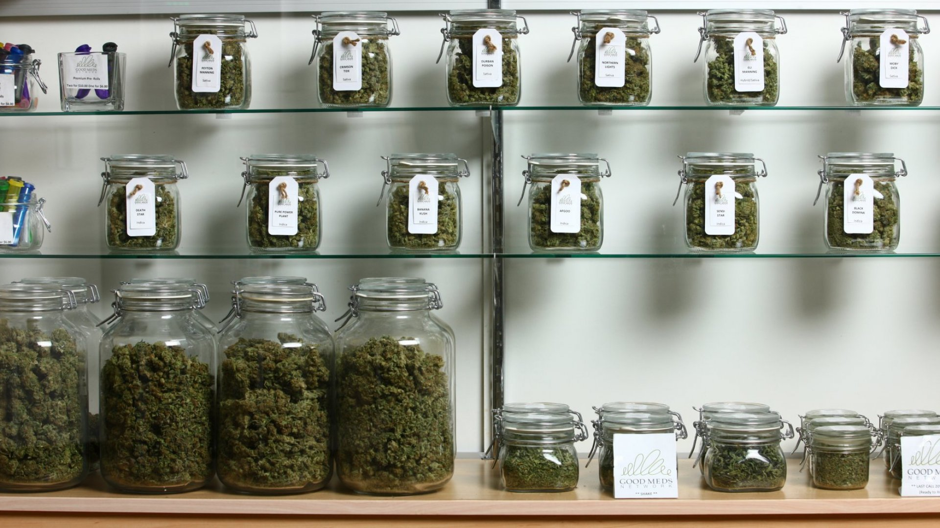 Legal weed is now on the Web.