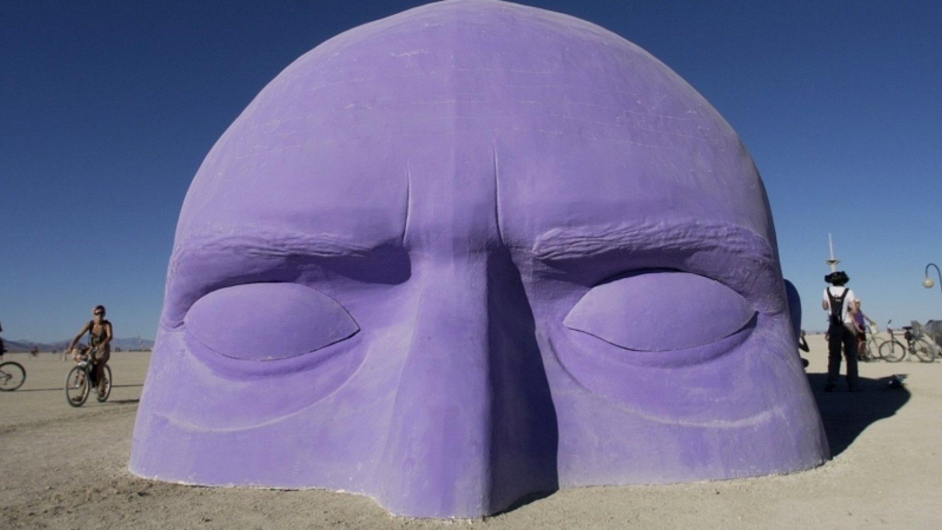 7 Feats of Crowdfunding and Entrepreneurship at Burning Man 2015
