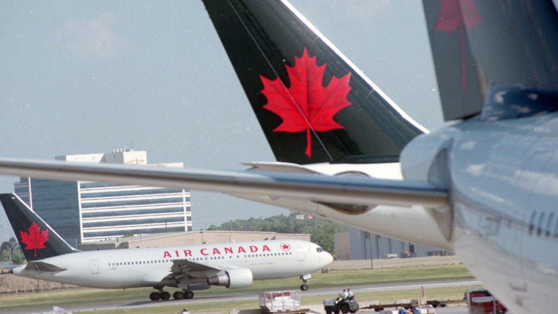 Hot air Canada?