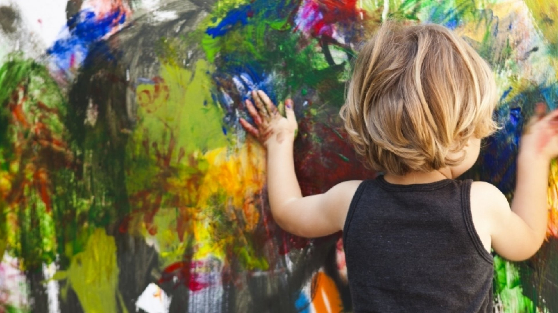 If You Want to Raise Creative Kids, Do These 3 Things