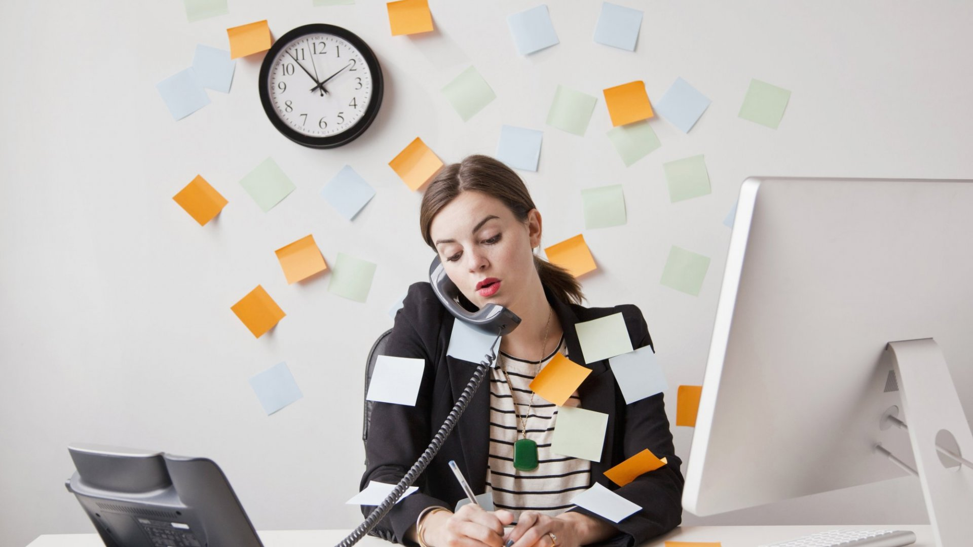 How to Improve Productivity by Eliminating the 'Busy' Mentality