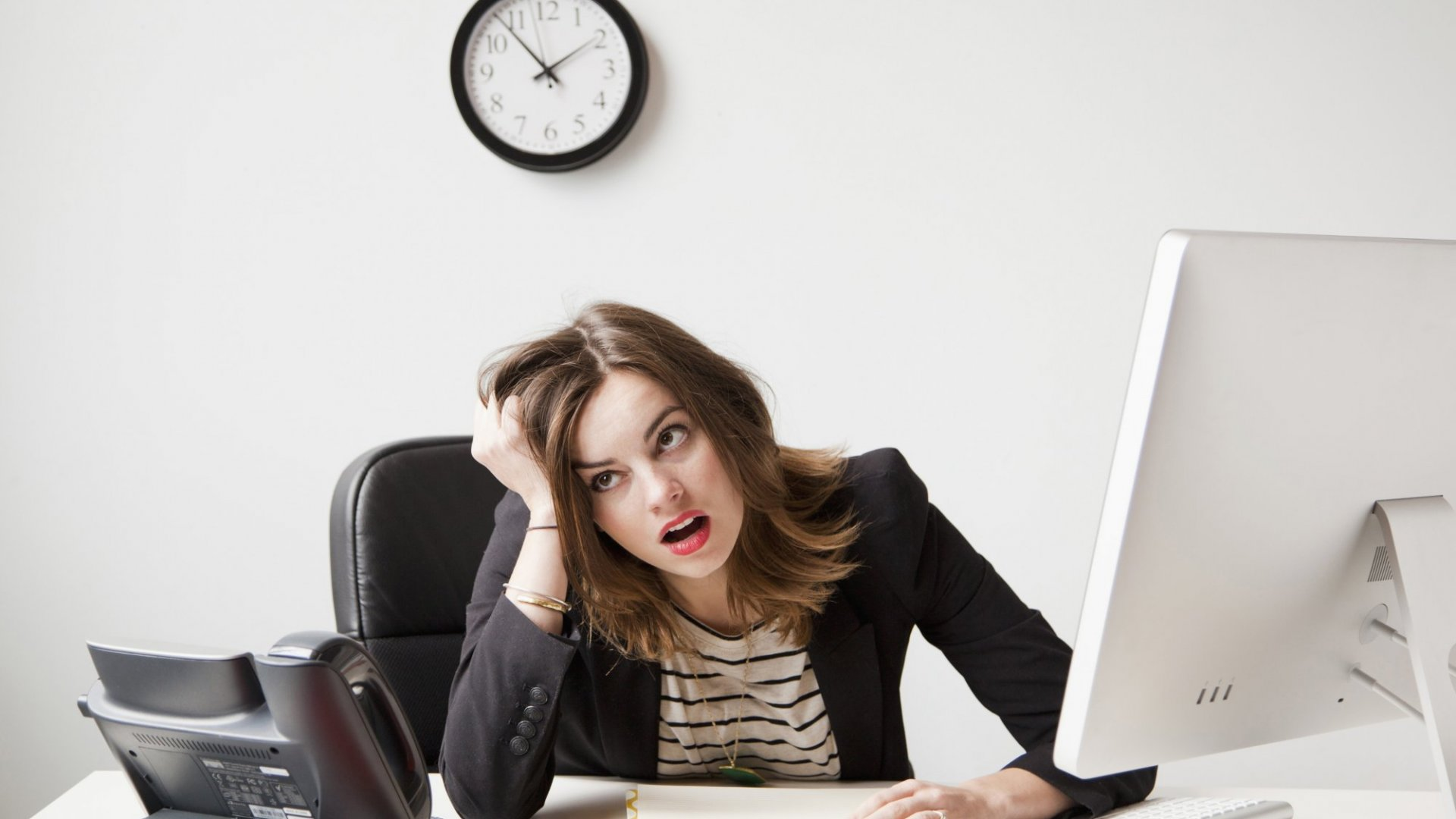 Stressed at Work? 7 Steps to Fix That
