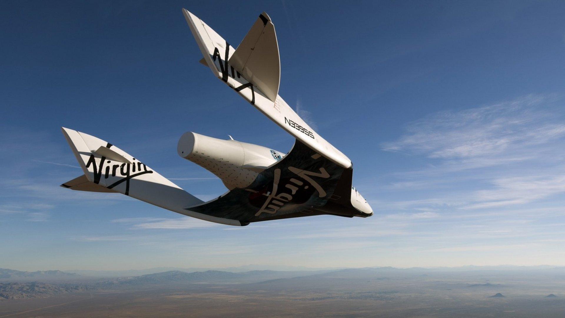 Richard Branson's Space Tourism Business Virgin Galactic Is Going Public