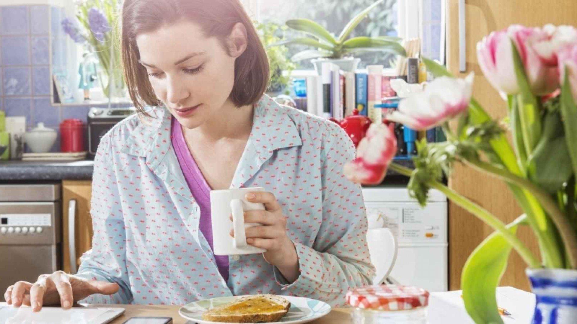 7 Things Successful People Always Do Before Breakfast