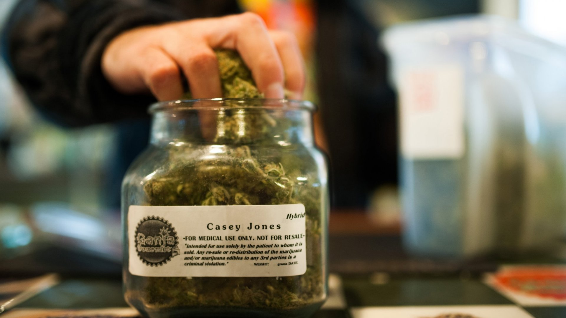 Marijuana Is Now Legal Inside Certain Denver Businesses