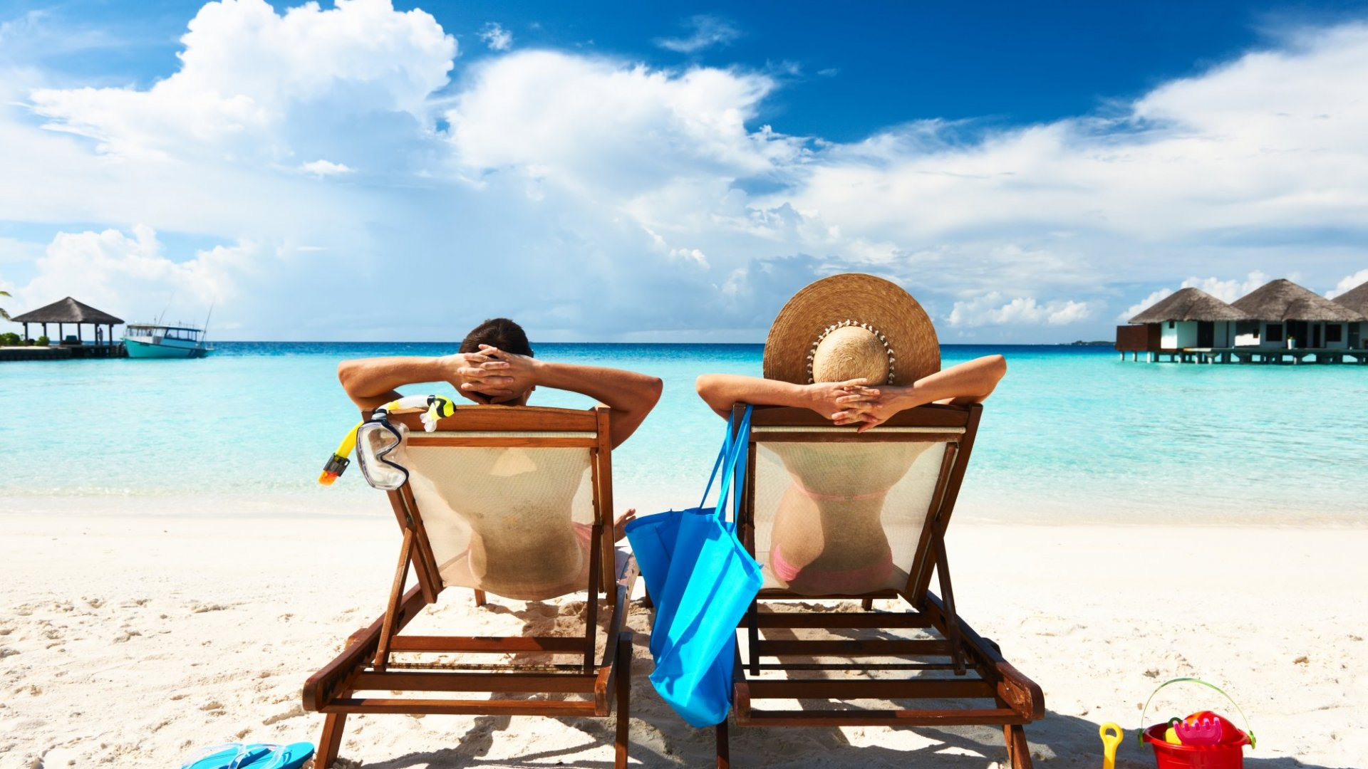 Why Americans Aren't Taking Vacations