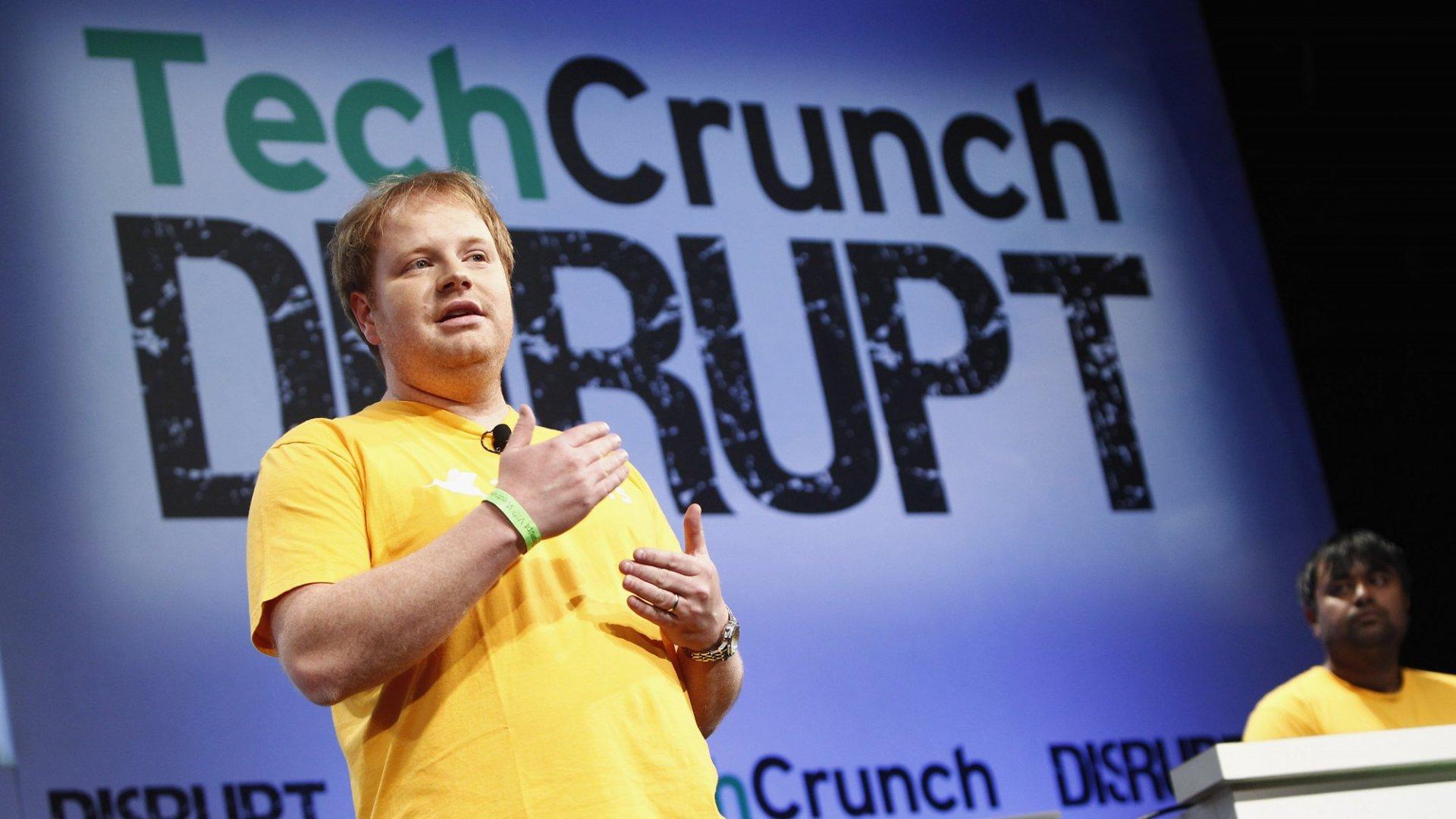 Former CEO of Zenefits Parker Conrad